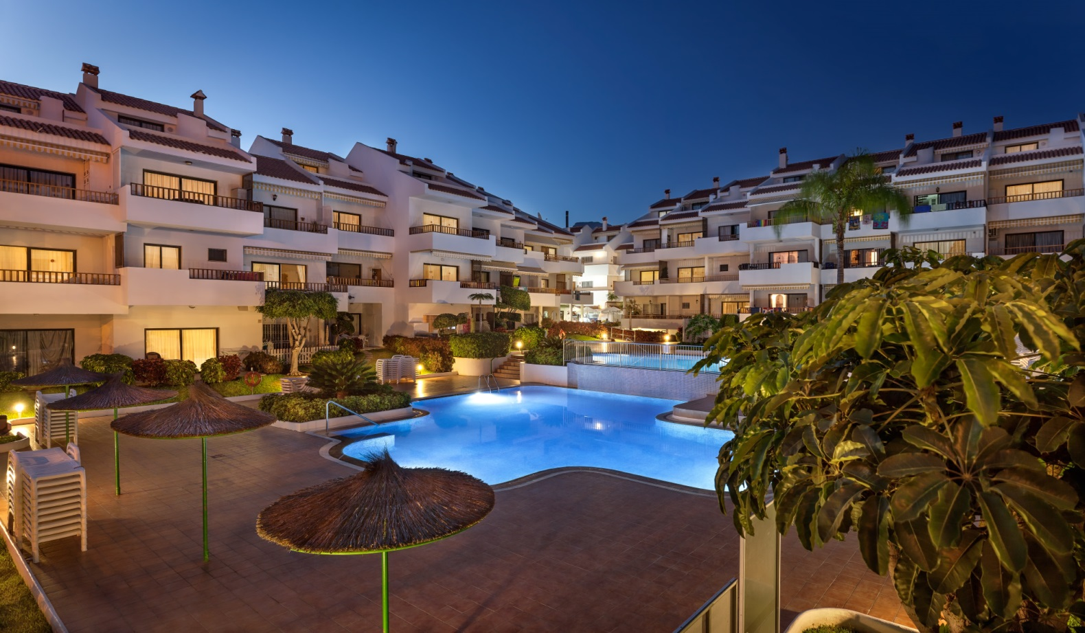 Tenerife Holiday Villas Parque Santiago Apartments Golf ...
