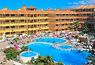Tenerife holiday villas parque santiago apartments golf for Aparthotel jardin la caleta tenerife